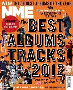 """Los 50 Mejores Discos Del Año Segun  """"NME"""""""