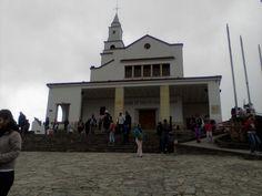 Sanctuaire del señor Caído de Monserrate - Bogota
