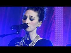 Sara Bareilles - Sweet as whole. Be warned that this song is full of naughty words....but Sara is brilliant!!!!!!!!!