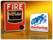 Fire Alarm Monitoring services from COPS Monitoring Alarm Monitoring, Residential Security, Cops, Fire, High Standards, Louisiana, Challenges