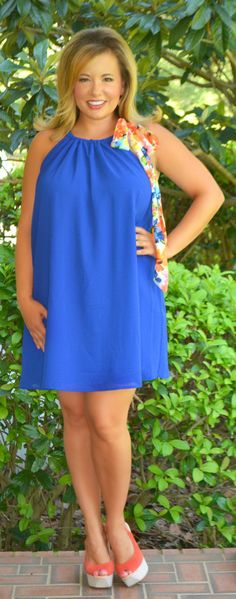 Southern Charm Dress / Tunic - Perfectly Priscilla Boutique