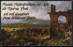 Más de 405 mil imágenes del Museo Metropolitano de Arte de Nueva York para descargar gratis #museos