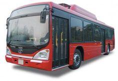 Tata-Marcopolo vão entregar 320 ônibus movidos à gás para o transporte público de Nova Delhi