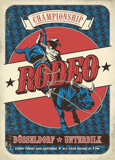 Rodeo on Behance