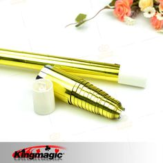 Plastic Vanishing Cane(Bright Yellow) kingmagic Magie Trick Props Magia Show Retail/Wholesale   http://www.buymagictrick.com/products/plastic-vanishing-canebright-yellow-kingmagic-magie-trick-props-magia-show-retailwholesale/  US $4.99  Buy Magic Tricks