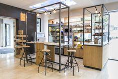 Jutter Speijs | Interior project | Food Market | Amsterdam Schiphol Airport
