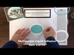 Learn how to make a Low Profile Shaker Frame using Stampin' Up! Framelits and your Big Shot. check out my video and then stop by my blog for a complete list of supplies. Stamp with Jini LOW PROFILE SHAKER FRAME by Jini Merck