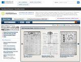 Chronicling America: Historic American Newspapers