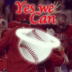 Yes you can!!! ⚾️
