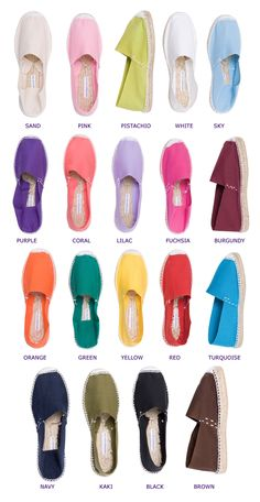 Perfect for the summer and I love all of the colors.