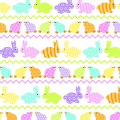 Easter Delight patterned papers – free download from The Making Spot, great for cards, gift tags and table decorations.
