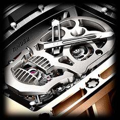 Skull Watch: Richard Mille Tourbillon RM 052