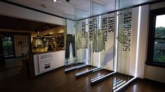 Levi's Icons Display. Haus of Strauss. Hollywood, CA on Behance