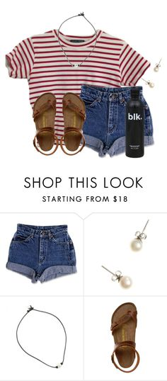 """~Wheres Waldo~"" by flroasburn on Polyvore featuring J.Crew and Birkenstock"