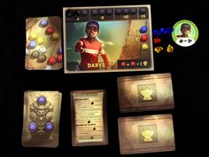 Poker, Indiana Jones, Coups, Moment, Aztec, Frame, Trivia, Tabletop Games, Future