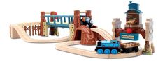 Thomas brand used Misty Island Adventure set