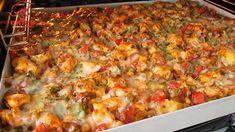 Hawaiian Pizza, Lasagna, Macaroni And Cheese, Iftar, Chicken Recipes, Food And Drink, Breakfast, Ethnic Recipes, Foods