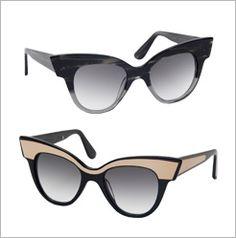 Graz Studio Statement Sunglasses | The Zoe Report