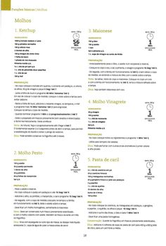 Receitas Essenciais by Andy Tavares - issuu Food C, Good Food, I Companion, Fodmap, Recipies, Favorite Recipes, Cooking, Sweet, Style