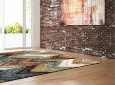 Odrobina fantazji w nowoczesnych wnętrzach – dywany w stylu etno - Meble - zdjęcia, projekty - wnętrza, pokój dzienny, sypialnia meble, pokój dziecięcy, przedpokój, meble biurowe