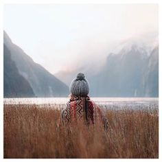 """""""Winter reeds at Milford Sound. Currently wandering the world with a camera in my hand, I aim to capture and share the details that often go unseen."""" @helloemilie #SycamoreTravels 