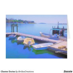 Chester Dories Card