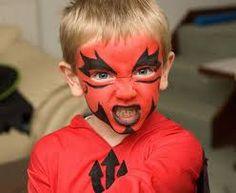 devil face paint - Google-haku