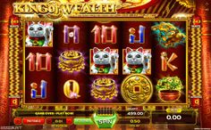 King of Wealth - http://777-casino-spiele.com/king-of-wealth-spielautomat-kostenlos-spielen/
