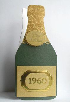 Splitcoaststampers FOOGallery - Bottle Card