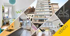VENDU - Appartement tout confort avec terrasse situé en plein centre-ville. Vous recherchez ce type d'habitation ? Contactez-nous au 04/277.17.07 ou rendez-vous sur notre site internet http://www.allenkeapler.be