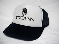 Trojan Man Trucker Hat - Products, Business and Brands Trucker Hats & More