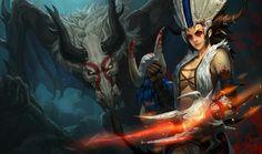 Shyvana | League of Legends