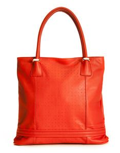Image of Mercer tote - Red