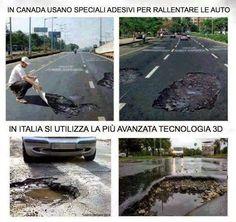 #umorismo #italia