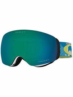 Oakley Flight Deck XM Adult Goggles  GI Camo BluePrizm Jade Iridium  One Size -- ** AMAZON BEST BUY ** #WinterSportsAccessories Oakley Flight Deck, Snow Fun, Ski Goggles, Winter Sports, Skiing, Cool Things To Buy, Camo, Amazon, Blue