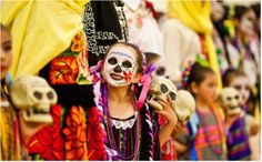 Marin County, CA ~ San Rafael's Día de los Muertos Community Celebration at the Boro Community Center on November 7, 2015 is a multidisciplinary event that brings residents together to share a grateful acknowledgement of life.