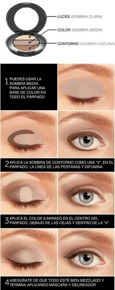 7 trucos para maquillarte