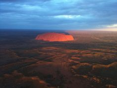 One day I will make it to this continent to explore...Fly over Uluru/Ayers Rock! #travel #australia
