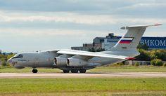 aéronefs lourd au MAKS-2013 - photo Blog sur tout