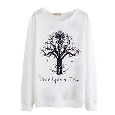 Once Upon A Time Art Lantern Tree Sweatshirt Eco Fleece Sweater for Women Lady Jiayiqi http://www.amazon.co.uk/dp/B01A2PXPOU/ref=cm_sw_r_pi_dp_8xgXwb1AM6C4J