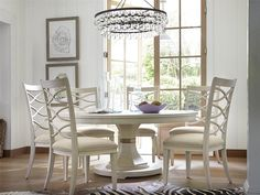 Universal Furniture | California Round Dining Table