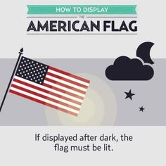 how to hang flag vertically