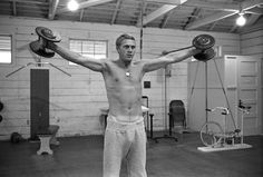 LIFE With Steve McQueen: Photos of the King of Cool in 1963 | LIFE.com