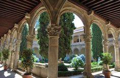 monasterio de yuste. Claustro nuevo - Buscar con Google