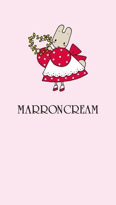 マロンクリーム