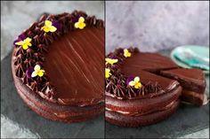 A tökéletes szaftos, csupa csoki torta | Street Kitchen