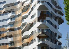 Hadid Residences. Photograph by Michele Nastasi