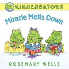 The best-selling creator of the Max and Ruby series presents an empowering story about classroom community building and positive solutions to behavioral issues, tracing the experiences of Miss Harmony's alligator kindergarteners, whose classmate throws disruptive temper tantrums