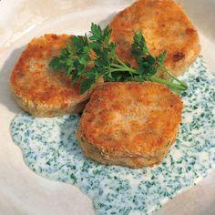 Delias Salmon fishcakes