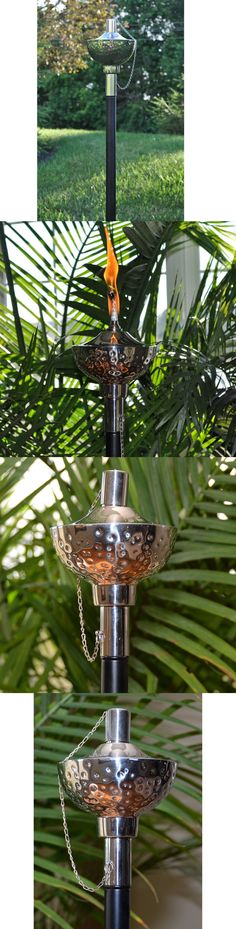 Garden And Patio Torches 183391: 25 Feet 1 4u201d Round Fiberglass Wick For  Tiki Torch, Bottle Oil Lamp Candle  U003e BUY IT NOW ONLY: $33 On EBay!